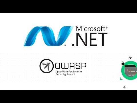 ASP NET MVC and OWASP Top 10 - YouTube