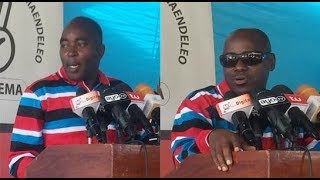 LIVE :MAAMUZI YA KAMATI KUU CHADEMA SAKATA LA MBUNGE  KOMU NA KUBENEA, WAOMBA MSAMAHA