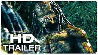 PREDATOR Ultimate Predator Fight Trailer (NEW 2018) Thomas Jane Action Movie HD
