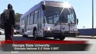 ElDorado National Shuttle Bus HD
