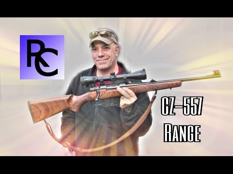 The CZ-557 Range - Get Some!