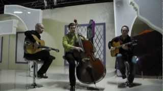 Hot Club de Bucharest - Nuits de Saint Germain des Pres .wmv