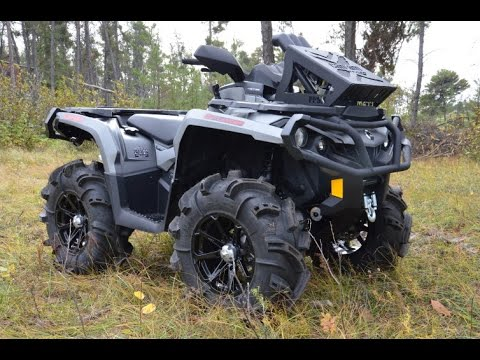 2015 Canam Outlander 650XT Technical Specification
