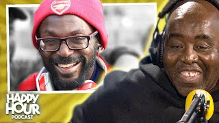 How Ty (AFTV) Became Friends with Arsene Wenger!