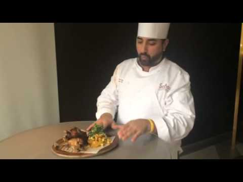 SoBou Chef Juan Carlos' Crispy Chicken Maque Choux