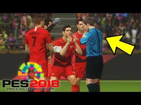 WASITNYA LICIK..!!! INDONESIA VS KOREA UTARA - (PES 2018 INDONESIA)