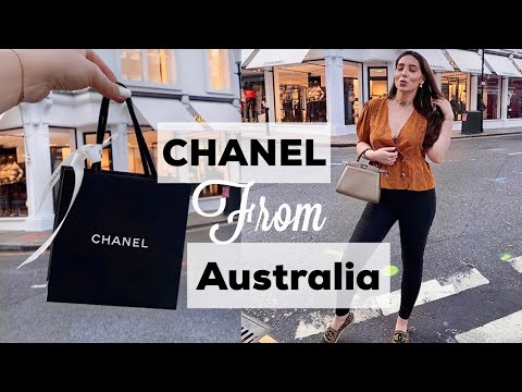 Special CHANEL Delivery All The Way From Australia | Daily Vlog