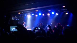 God Is An Astronaut - Weightless+Transmissions (2014-04-09 Zagreb)