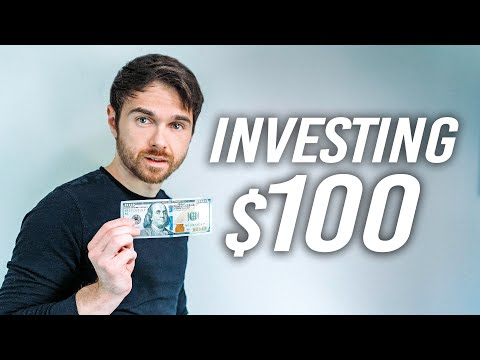How To Invest With A $100 Budget (Robinhood Dividends)