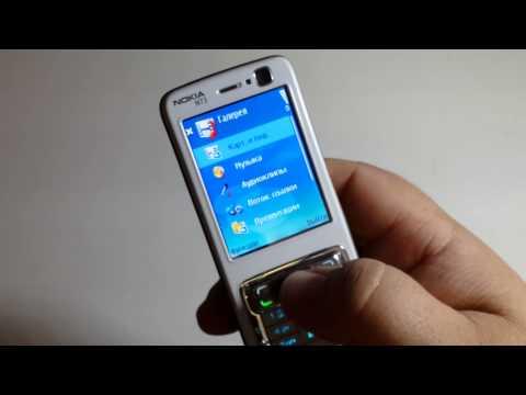 Nokia N73 телефон смартфон оригинал качество