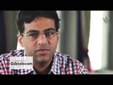 "Must watch interview of ""Vishy"" by Tania Sachdev"