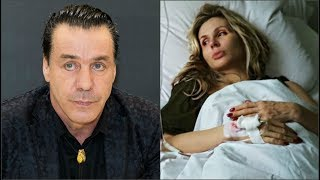 Светлану Лободу из больницы забрал солист Rammstein Тилль Линдеманн