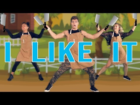 I Like It - Cardi B, Bad Bunny & J. Balvin | Caleb Marshall | Cardio Concert