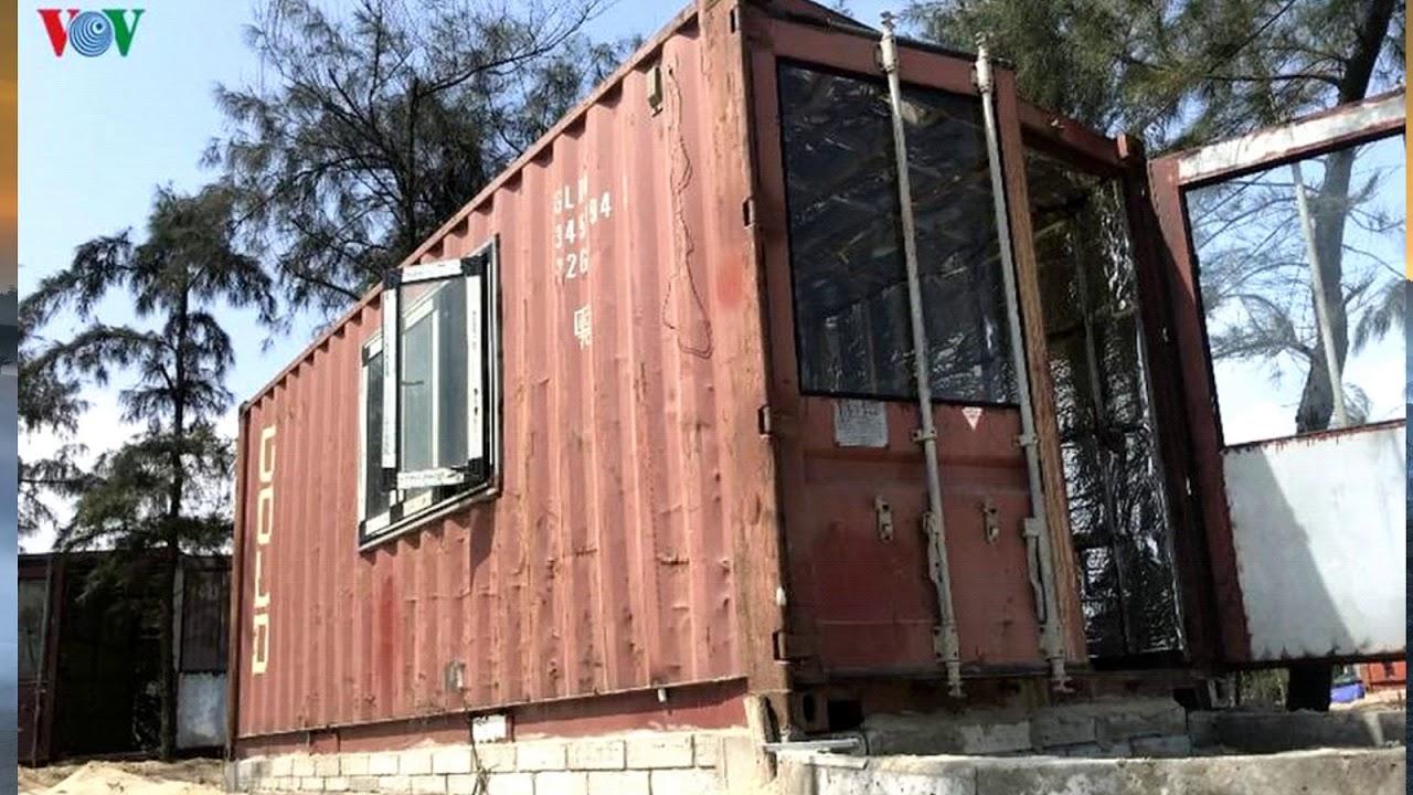 Cận cảnh sai phạm đại công trường container của công ty Hồng Lam Xuân Thành