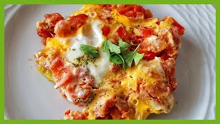 Menemen Classic Turkish Breakfast Dish