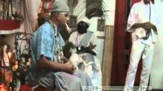 Camarinha de Umbanda - Baba Jorgina.avi