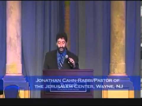 The Presidential Inaugural Prayer Breakfast-Jonathan Cahn-Jan 21, 2013