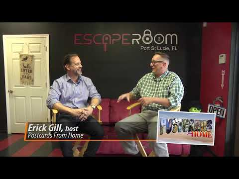 Postcards from Home - Escape Room - Port St. Lucie