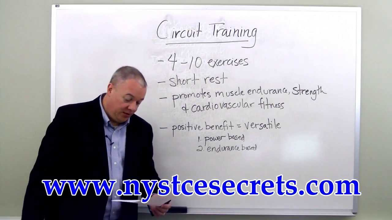 New York State Teacher Certification Exam Circuit Training Youtube