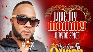 Wayne Spice - Love My Mommy - February 2018