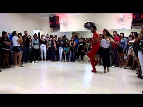 Escola de dança EU SOU TOP - Professor Kuque e ana luiza