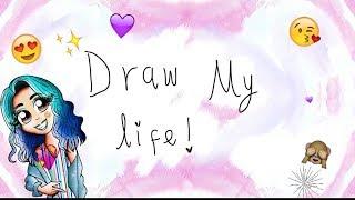 ESTA SOY YO EN REALIDAD. Draw My Life ¡La Pereztroica!