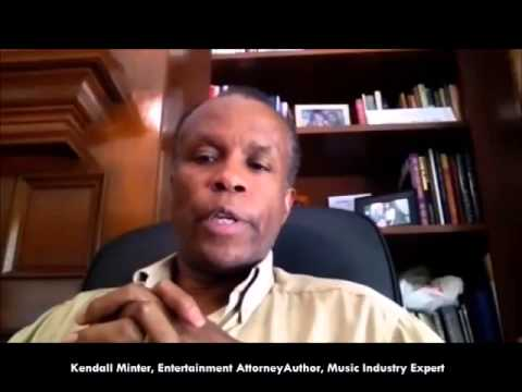 Kendall Minter  How did music industry leaders react to the technological evolution?