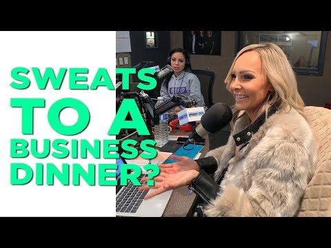 In-Studio Videos - Johnjay Wore Sweats To A Business Dinner