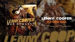 Lenny Cooper - Old Back Road ( Audio)