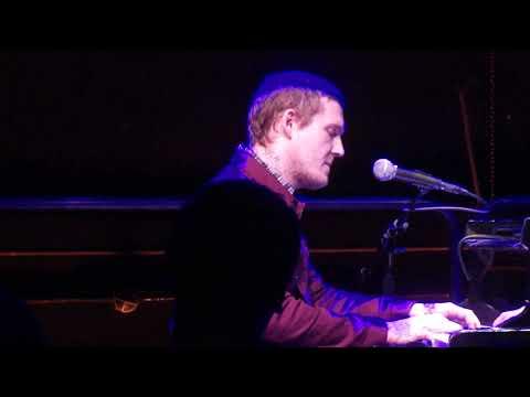 Brian Fallon - The '59 Sound (solo piano), 1/14/18 at Count Basie Theatre in Red Bank, NJ