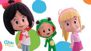 ¡Baila con Cuquín! Canciones infantiles con la Familia Telerín!