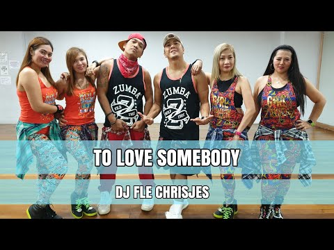 |TO LOVE SOME BODY| By DJFLE Remix ZINCAMPER CANTOS Xtian And Zangels