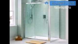 Душевые кабины из стекла - как обустроить душ в ванной?(Душевые кабины бывают разных видов, производятся из различным материалов, у которых есть преимущества..., 2015-06-09T19:11:42.000Z)