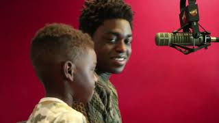 Ivy Unleashed Interviews Kodak Black