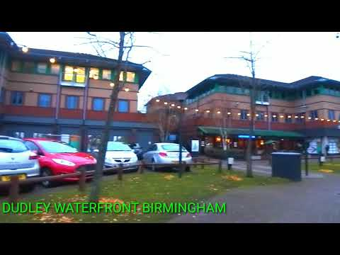 DUDLEY WATERFRONT Birmingham part 2