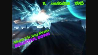 Akon Vs Jay Sean - Beautiful Down (RLangersDnB)