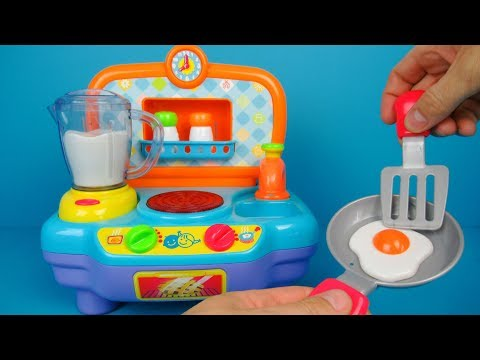My First Kitchen by Play Go | Toy unboxing and review