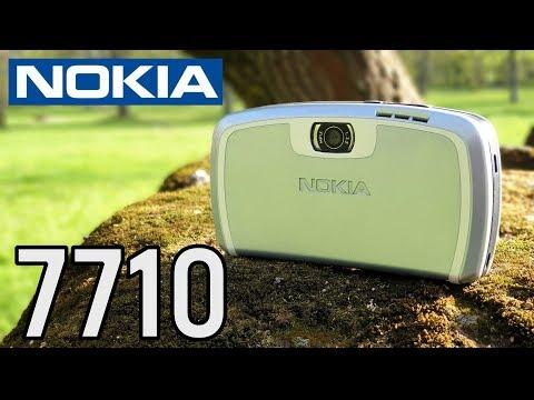 Nokia 7710: мультимедийный интеллефон (2004) - ретроспектива