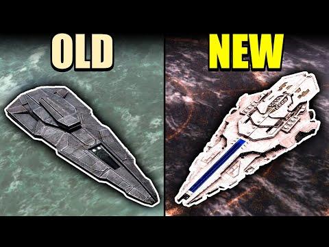 30+ ALL NEW SHIP updates in Thrawn's Revenge!