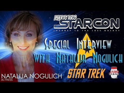 Natalija Nogulich Special  PR StarCon