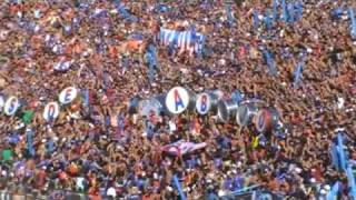 reportaje pasion latina a la banda del buho en el clasico apertura 2009