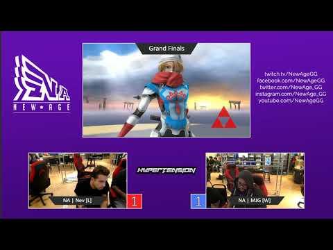 NA | Nev (Mewtwo, Sheik) vs NA | MJG (Toon Link, Villager, Diddy)