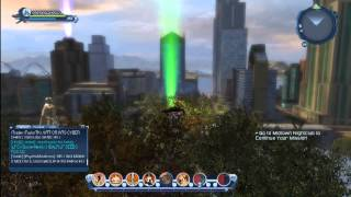 Beating Doctor Fate DC Universe Online