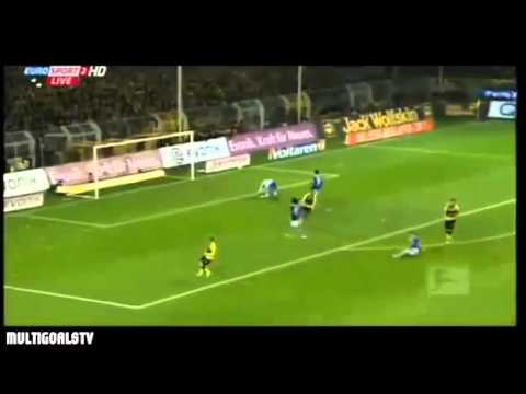 Dortmund - Schalke 2 0 Alle Tore & Highlights 26.11.2011