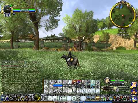 Lord of the Rings online review
