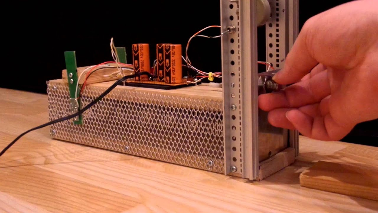 Diy Electronic Live Mouse Trap Youtube