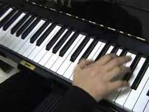 Düstere Filmsoundtracks auf Keyboard und Klavier