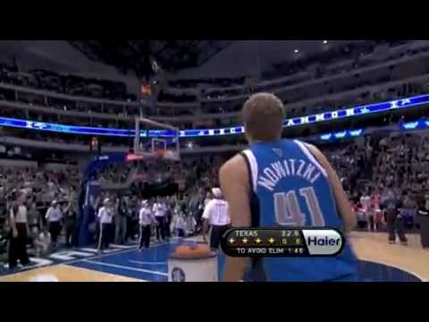 NBA All Star 2010 Review: Haier Shooting Stars