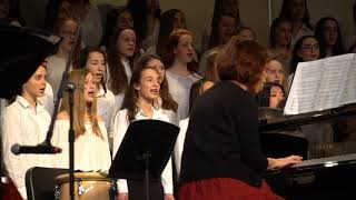 Eastern District Junior Treble Chorus / 3-9-19 / Lincoln-Sudbury High School