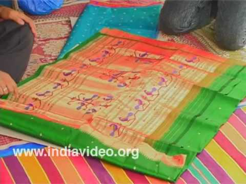 Paithani Saree the pride of Maharashtra women